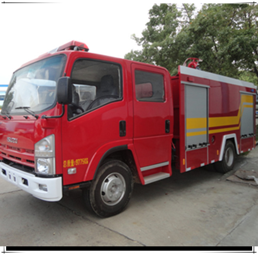 isuzu new fire truck for sale. Black Bedroom Furniture Sets. Home Design Ideas